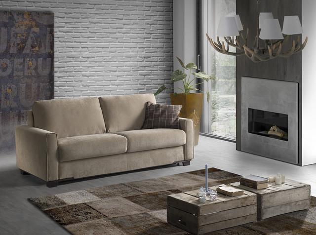 Modern Italian Sofa-Bed Memphis by Vitarelax - $2,579.00 ...