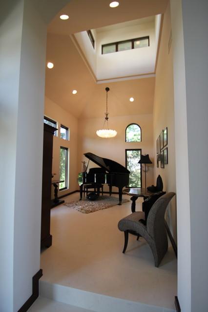 Modern Kitchen modern-living-room