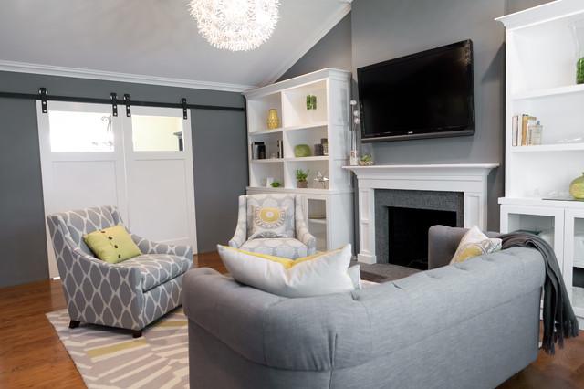 Modern living contemporary-living-room