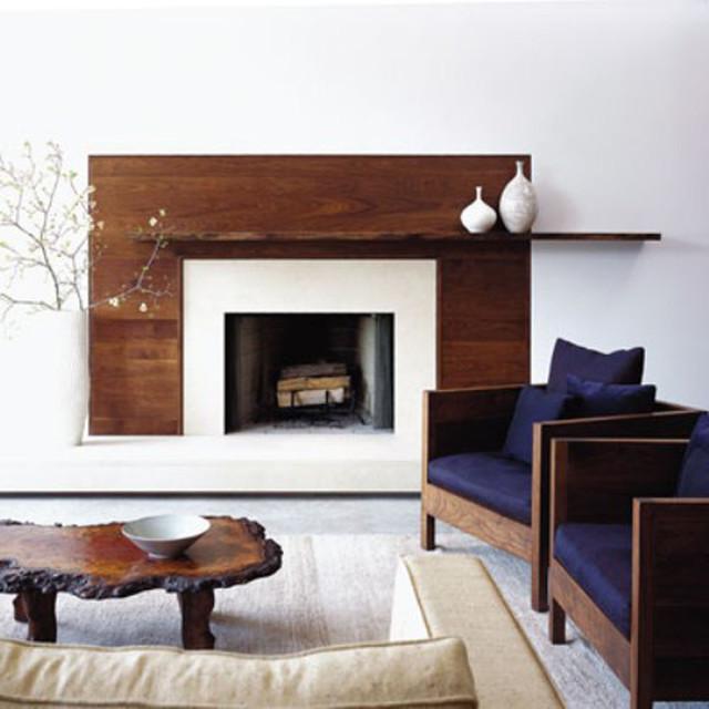 West Chelsea Loft modern-living-room