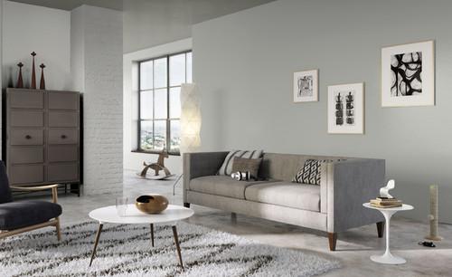 Modern Living Room by Montvale Paint & Wall Coverings Benjamin Moore