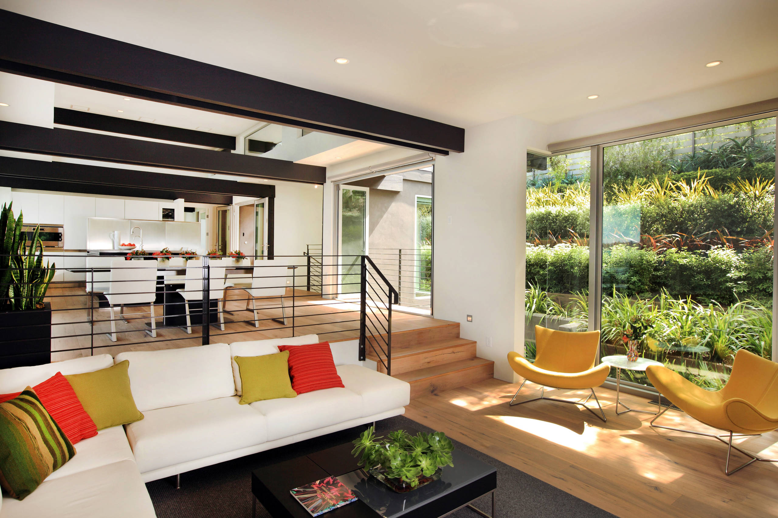 Sunken Living Room Houzz