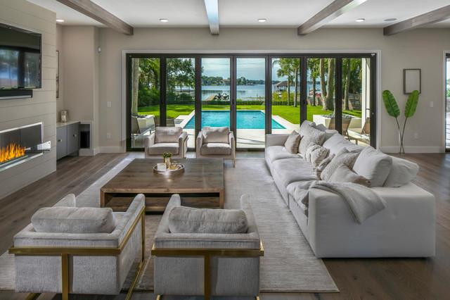 Lake Magdalene Tampa Fl Modern