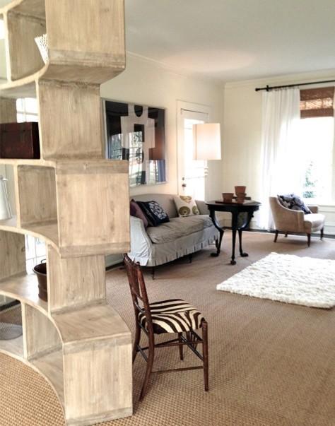 Richmond , VA 2 eclectic-living-room