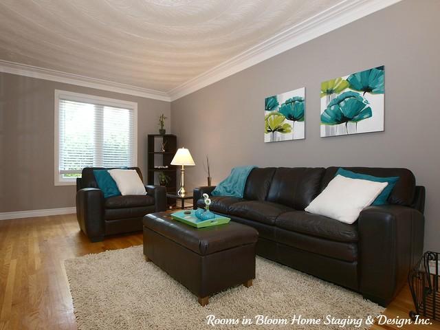 Modern Living Room living-room