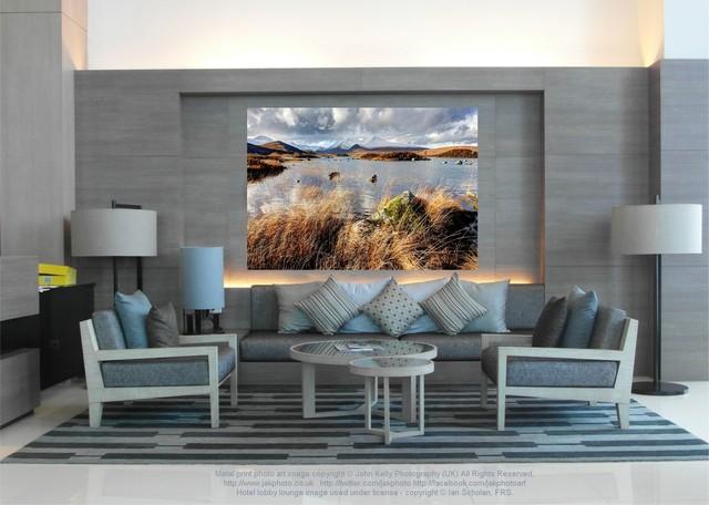 Art for Interiors (Photographic fine art) - Modern - Living Room ...
