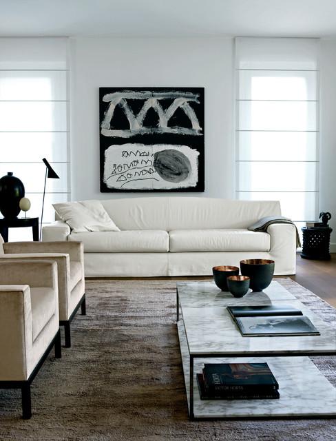 Sofa 06349 modern-living-room