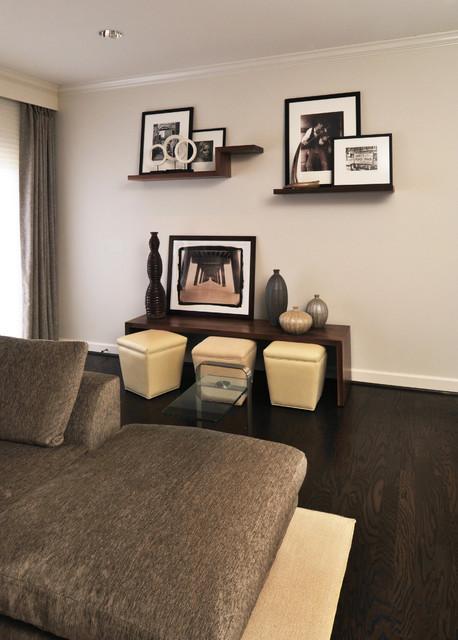 Modern Loft modern-living-room