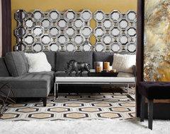 Modern Reflection modern-living-room