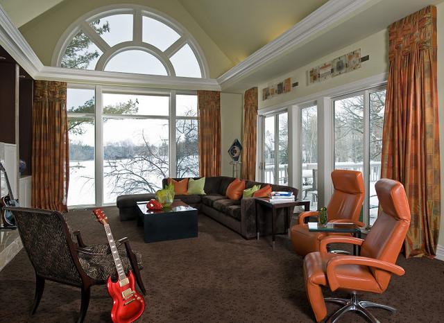 Modern Remodel modern-living-room