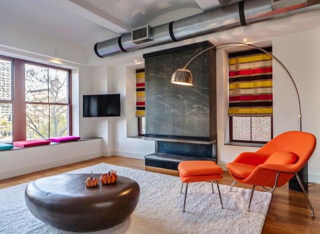 Modern Residential Interior