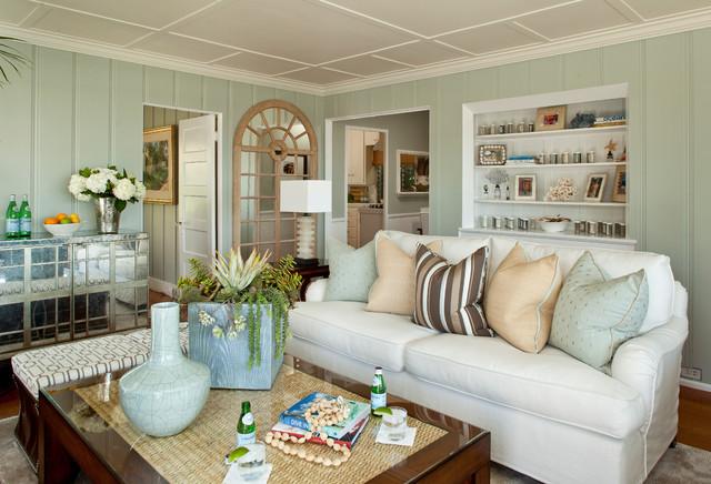 Modern Rustic Beach Cottage   Turnberry Lane - Beach Style ...