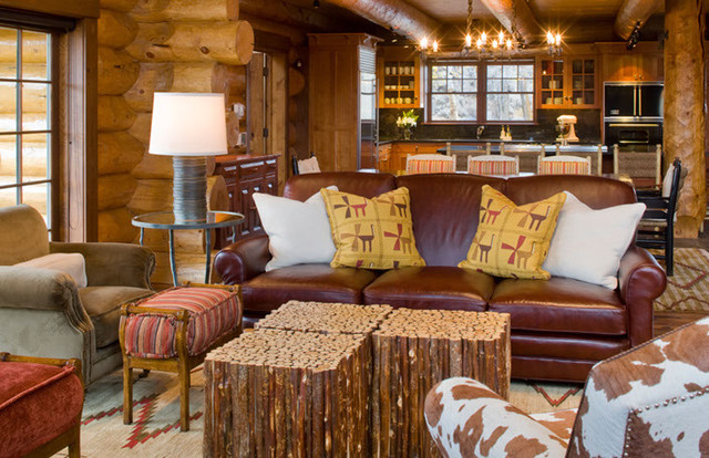 Rustic Living Room Design Modern Rustic Living Room At Solitude Grace Home  Design Traditional Living Room ...