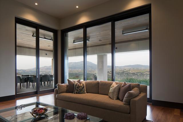 Modern Serenity modern-living-room