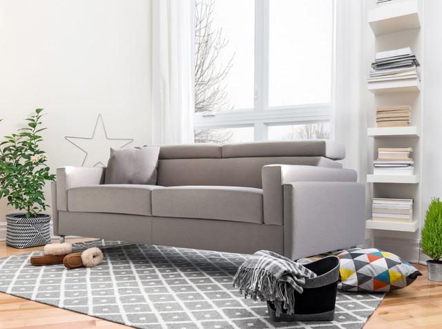 Modern Sofa Bed Firenze By Pezzan Usa