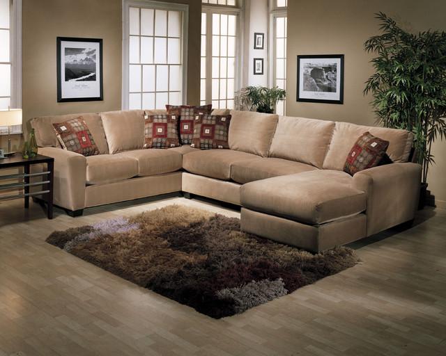 Modern Sofas N\' Modern Spaces - Modern - Living Room - San ...