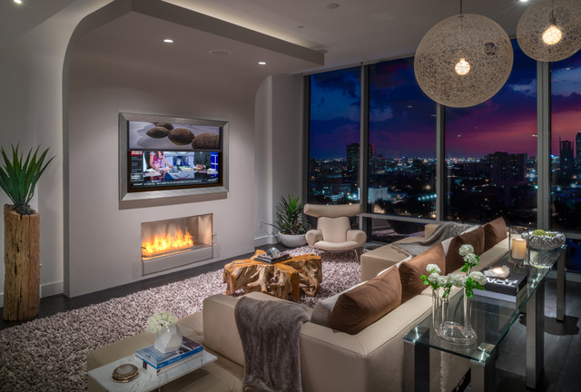 Modern Style Modern Living Room Other Metro By Mauricio Nava Design Llc