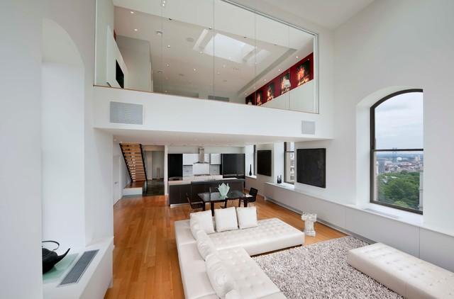 Http Www Houzz Com Photos 2803966 Modern Style Modern Living Room Philadelphia