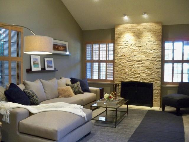 Modern Timeless Living Room