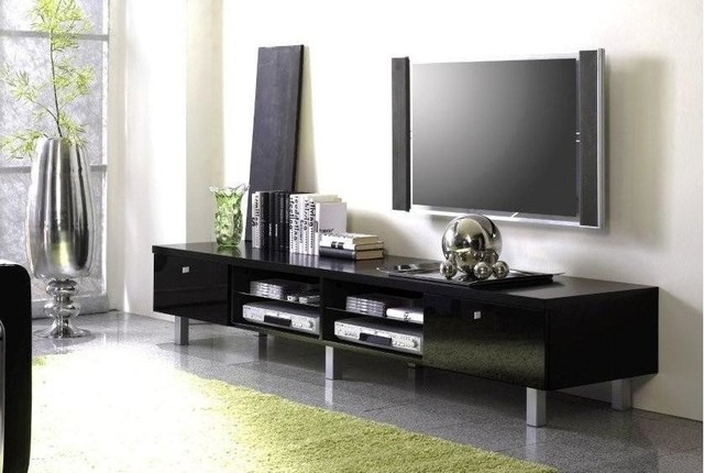 MIG Furniture Design Inc Accessories Modern TV Stand Lulu 82
