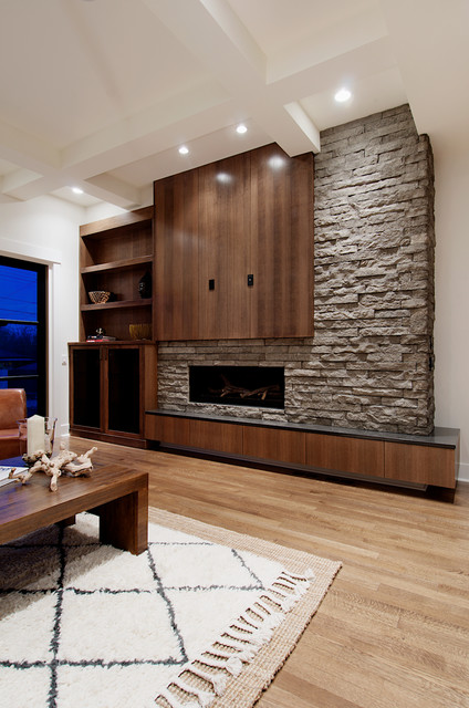 Amazing Modern Yet Warm Great Room Modern Living Room Calgary By Largest Home Design Picture Inspirations Pitcheantrous