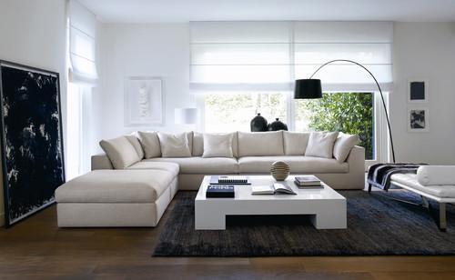Modern Living Room Sectional Sofas 500 x 308