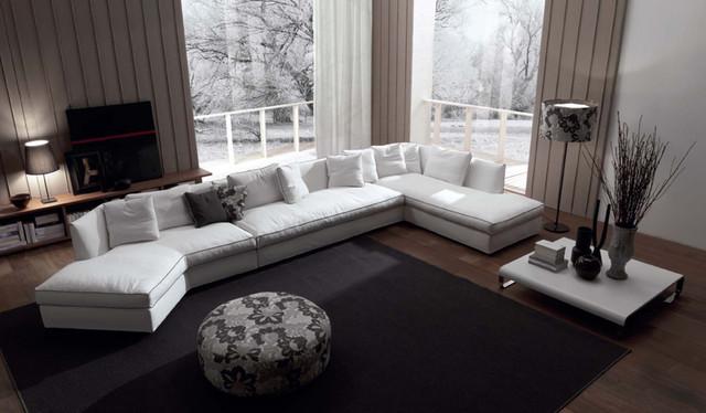 Modular Sofa 02179 Modern Living Room Philadelphia
