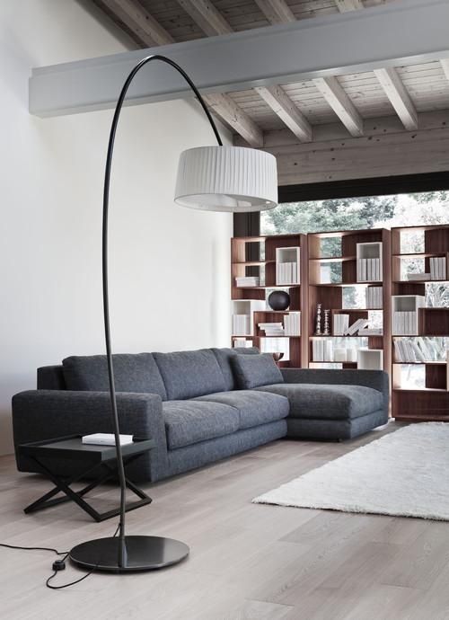 Modern Living Room by Philadelphia Furniture & Accessories usona