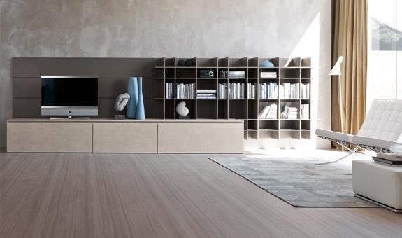 Modulnova Kitchens modern-living-room