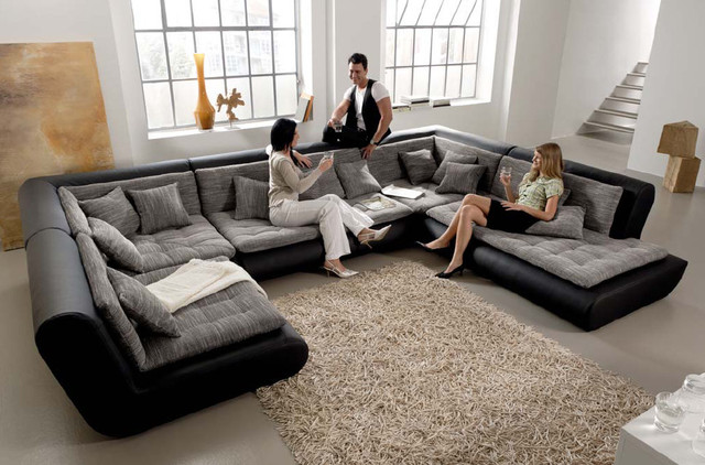mona modular sectional contemporary sectional sofas chicago by iqmatics. Black Bedroom Furniture Sets. Home Design Ideas