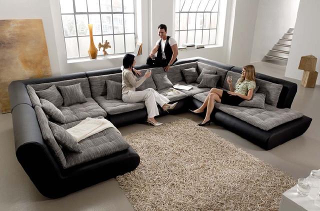 Mona Modular Sectional Contemporary Sectional Sofas