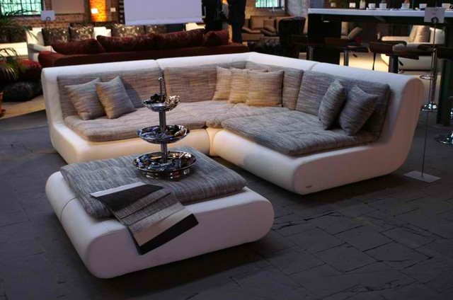 Mona Modular Sectional Contemporary Sectional Sofas Chicago By