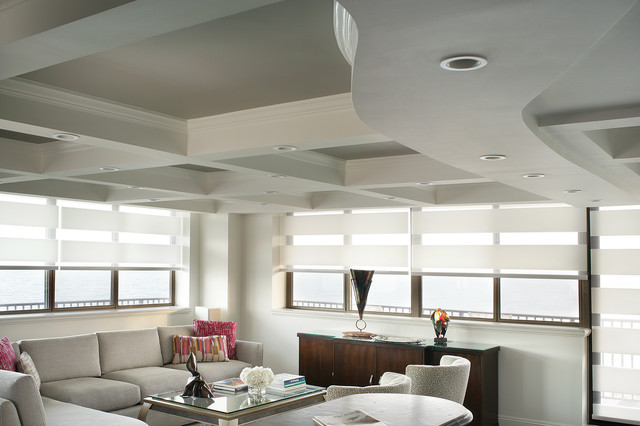 COFFERED CEILING AND SOFFIT