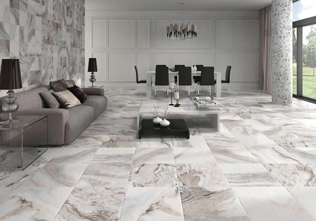 Montana porcelain tile 20x20 10x20 10x10 modern for Living room designs 10x10