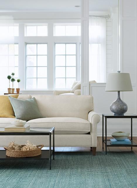 Montclair 2 Seat Sofa Contemporary Living Room