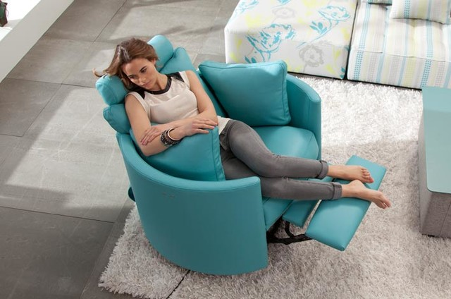 Exceptionnel Moon Chair Power Recliner By Famaliving California Modern Living Room