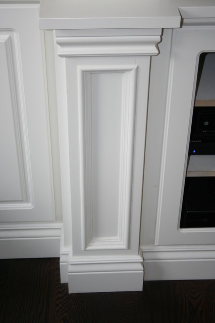 More Customized Molding Moulding Ideas : contemporary living room from www.houzz.com size 426 x 640 jpeg 35kB