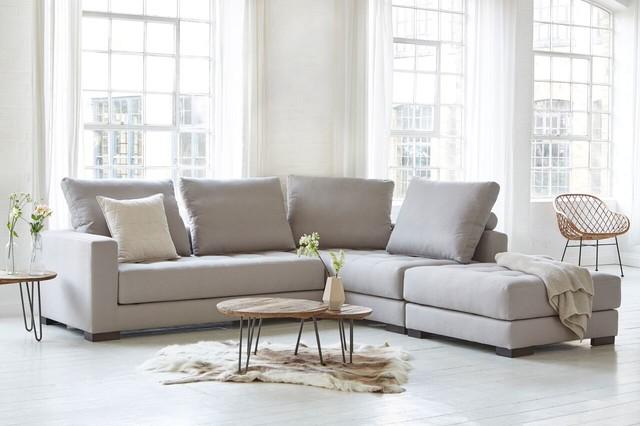Alice Modular Sofa Contemporary Living Room London