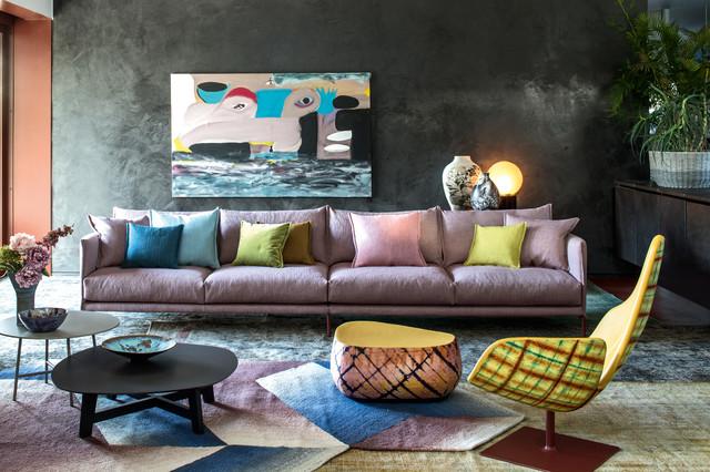 MOROSO Living Space Modern Living Room