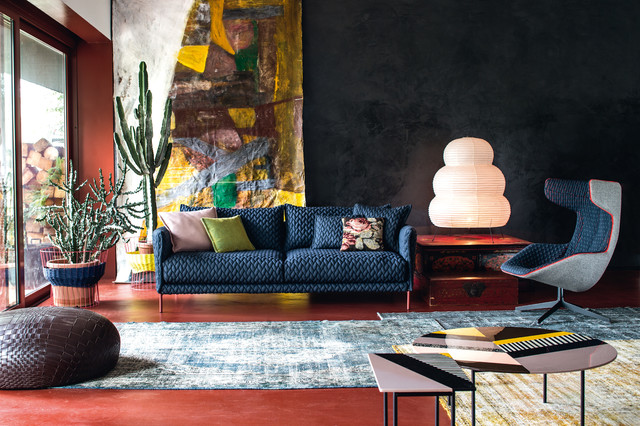 Bon Inspiration For A Modern Living Room In Minneapolis. Email Save. ROAM  Interiors