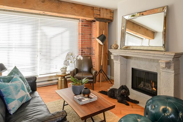 Motto interior design hamilton loft midcentury for Rooms interior design hamilton