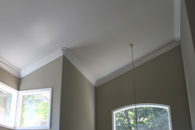 Moulding installation - Contemporary - san diego - by TFLarkin, Inc