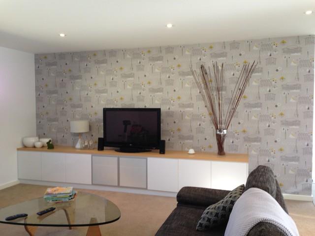 Installations modern-living-room