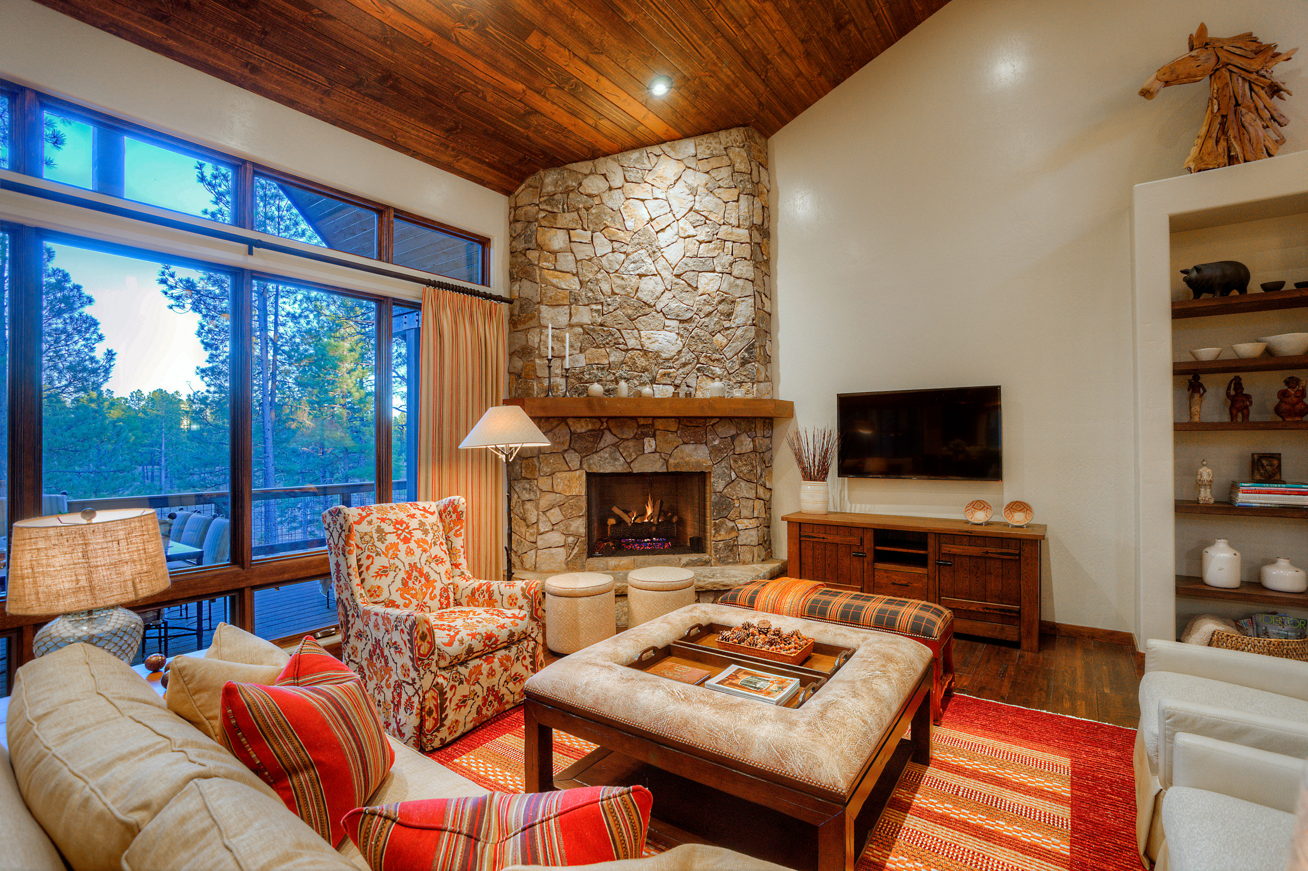 Mountain Living - Great Room