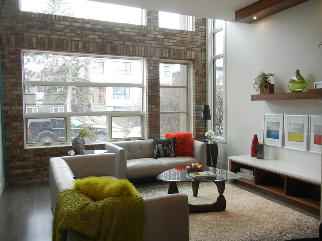 Mountview Homes 49th Ave Side A contemporary-living-room