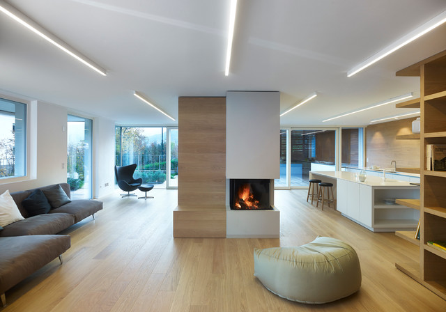 Mp apartment appartamento mp contemporaneo soggiorno for Appartamenti interni