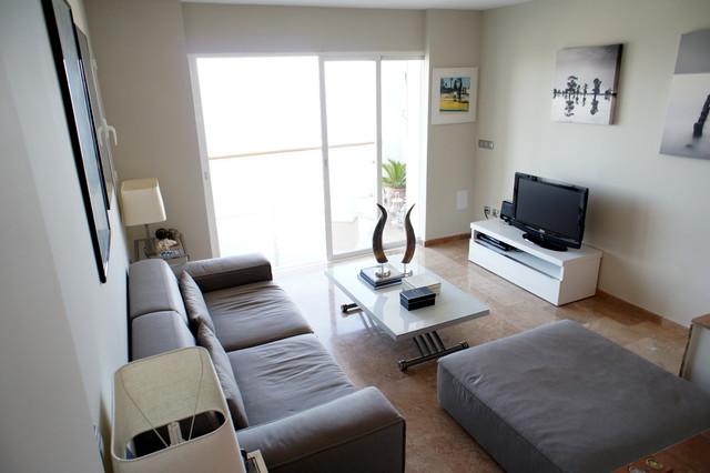Muebles de Cocina - Proyecto El Mascarat (Altea - Alicante) - Contemporary - ...