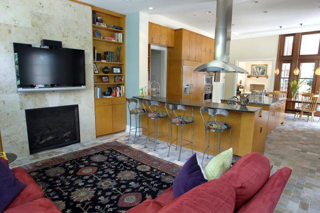Mulberry modern-living-room