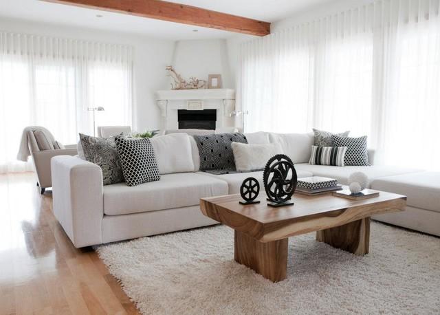 Multifunctional Living Room modern-living-room