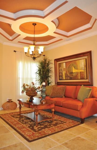 MuraBella Model traditional-living-room